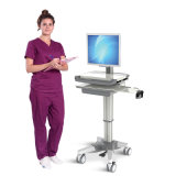 SKR-AB00 电脑推车 病人推车
