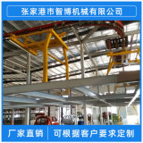 四轮电动车组装悬挂线