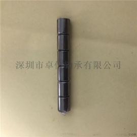 双向轴承HF0406 尺寸4*8*6微型滚针轴承