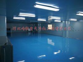 河北唐山电子厂洁净车间工程设计施工|河北峰帆净化