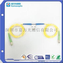 在线可调衰减器FCA-FCA单芯机械手动可调衰减器