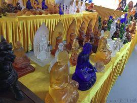 古法琉璃生产线,佛像,来稿定制