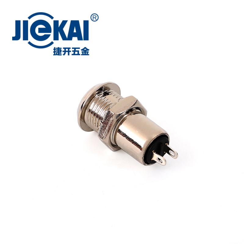 开孔12MM电源锁 JK0111 数控面板锁