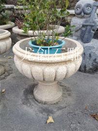 石雕花钵作用 石雕花钵意义