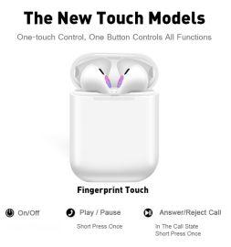 生產廠家TWS藍牙耳機 供應商 Siri 彈窗觸摸
