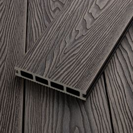 木塑板厂家  户外木纹地板防水庭院木地板