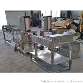 豆腐机石磨 智能豆腐生产线 都用机械全自动豆腐机价
