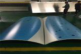 楼层冲孔包柱铝单板 中庭包柱铝单板生产厂家