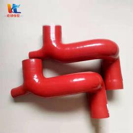 加工订做夹布硅胶管A汽车硅胶管