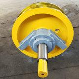 定制起重機配件車輪組 加工定制鑄鋼行車輪現貨