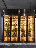 新中式不锈钢酒柜定制 源厂家直定制 常温酒柜