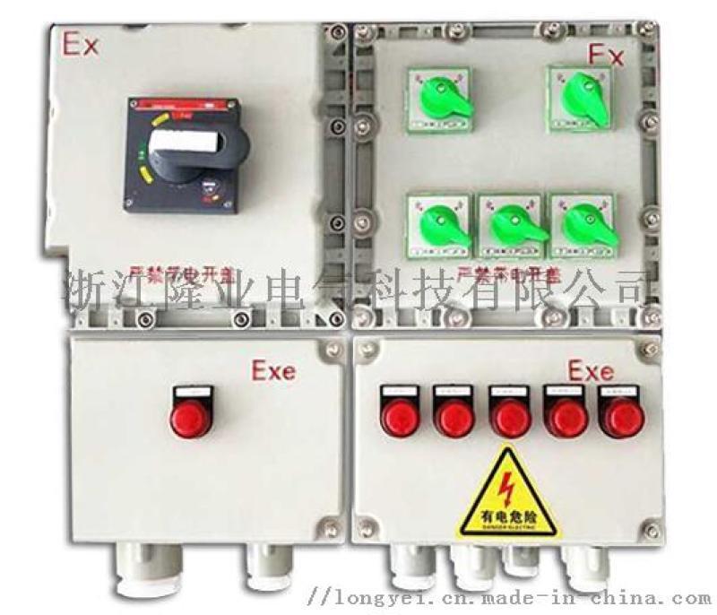 防爆配电箱 防爆配电装置 防爆照明配电箱