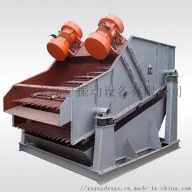 双振动电机驱矿用振动筛