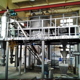 四川巨子JZFDB球形**气流分级机,惰性气体保护气流分级机
