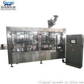 瓶装水灌装生产设备 全自动矿泉水三合一灌装机
