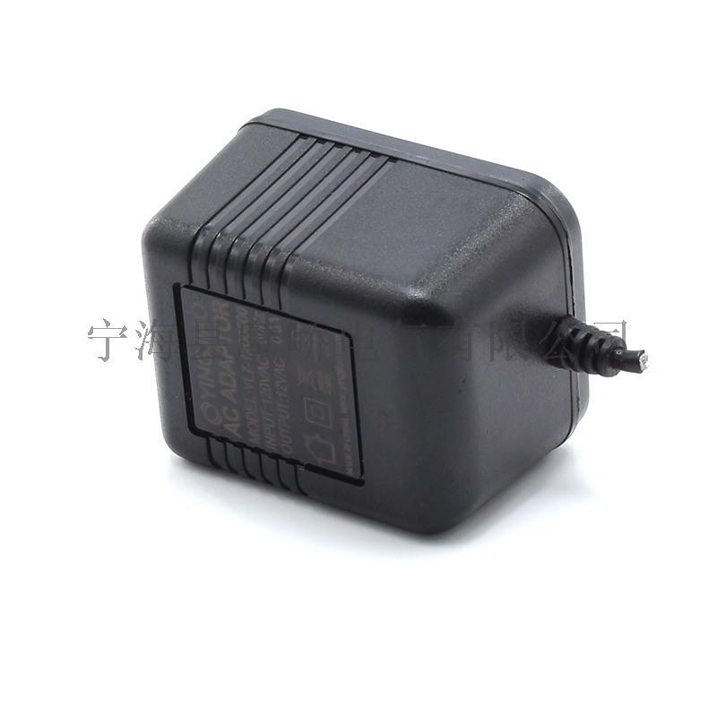 厂家直销变压器电源 美规线性电源12V0.5A