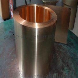 现货供应C17530铍青铜 超软硬NGK铍铜厂家