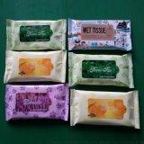 珍珠紋幹巾溼巾交叉水刺無紡布生產廠家
