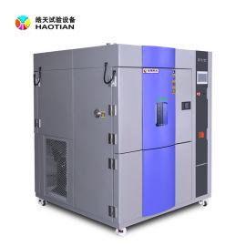 风冷式三箱高低温冲击试验箱, 蓄温式高低温冲击试验箱