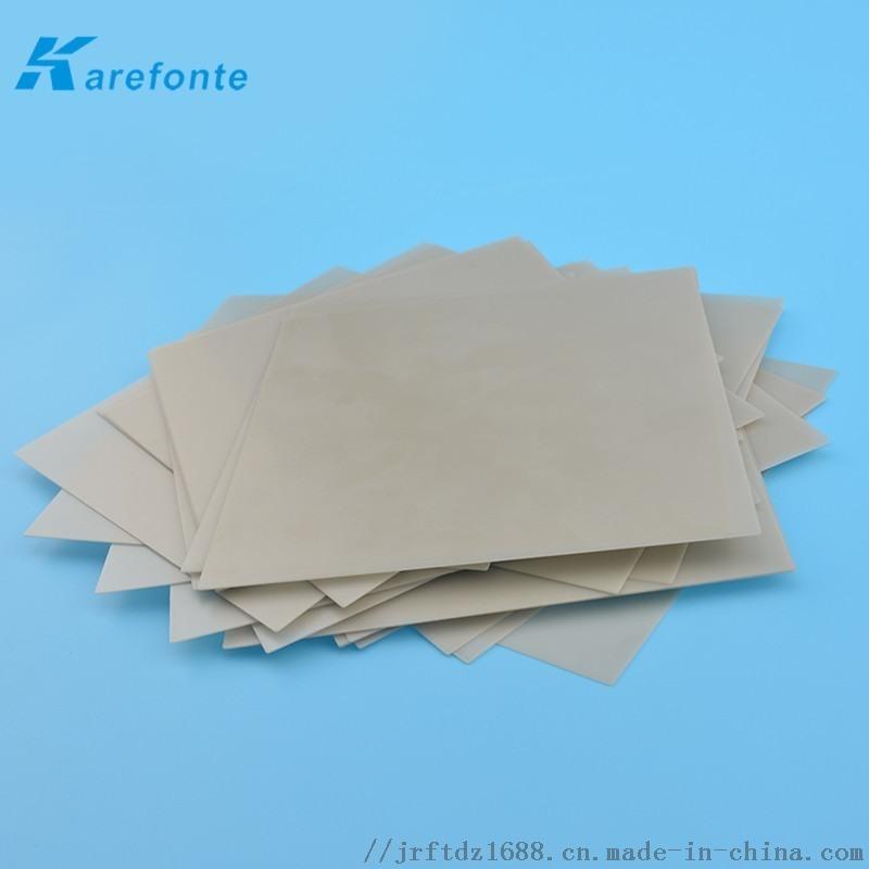 絕緣陶瓷散熱基板氮化鋁陶瓷片高導熱散熱陶瓷基板直銷