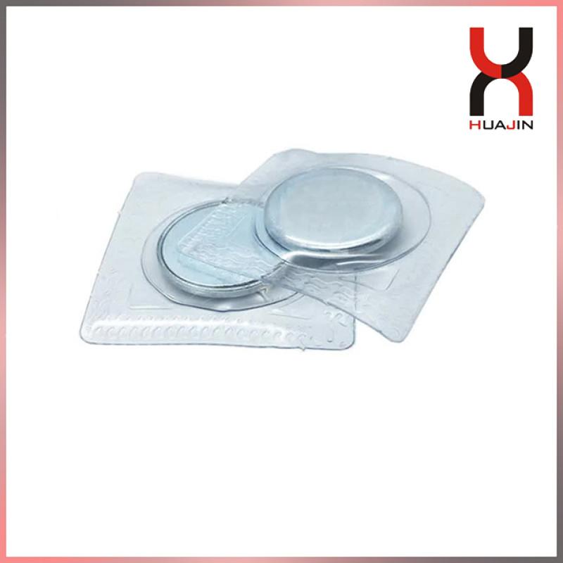 風衣皮衣羽絨服外套專用磁鐵釦 PVC服裝磁扣