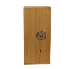 定制单支瓶木制酒盒批发木盒酒包装