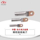 dtl-35平方铜铝过渡接头鼻 电缆铜铝接线端子