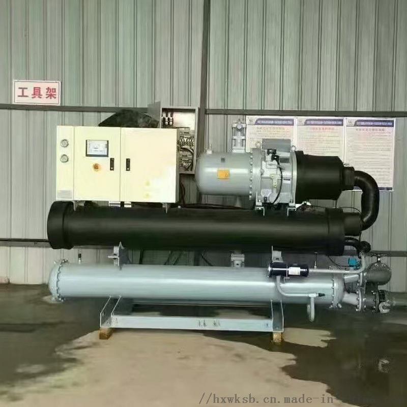 工业螺杆式冷水机_水冷螺杆式冷水机_