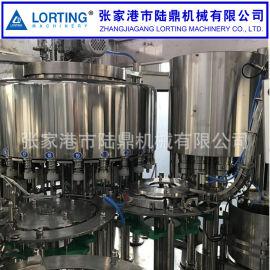 自动果汁生产线 牛奶灌装封口机