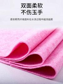 洗碗布批发纤维网格布厂家供应