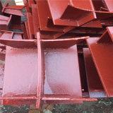 化工标准T型管托  J3型架筋焊接型T型管托