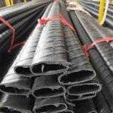 塑料波纹管扁管 PE塑料波纹管 预应力波纹管