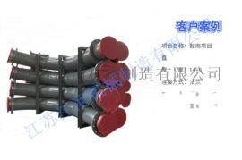 耐磨弯头,陶瓷贴片耐磨弯头类型,江河售中指导安装