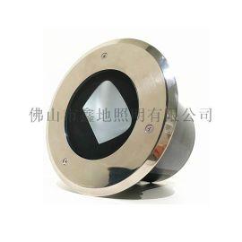 铝制LED埋地灯外壳偏光25度埋地灯外壳
