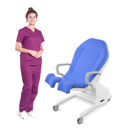 A99-6电动妇科检查床 电动手术台