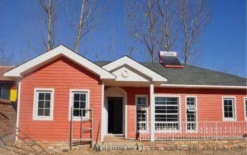 关于鲁工润屋轻钢别墅3D喷筑你知道吗