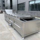 山東諸城全自動漂燙機 大型蒸汽加熱漂燙設備