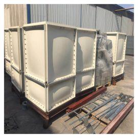 地埋式玻璃钢消防水箱 长方形水箱 霈凯水箱