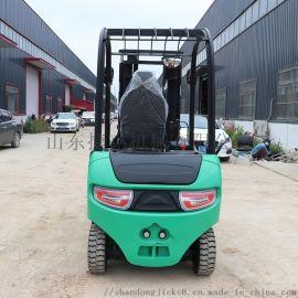 捷克电动搬运车 小型1.5吨全电动搬运车