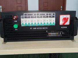 6KW交直流通用机架式负载箱测试租用