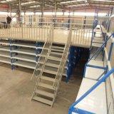 濰坊二層倉庫貨架GL02夏津工廠貨架高層配件貨架