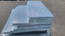 复合热镀锌钢格板定制 平台踏步钢格栅板排水地沟盖板