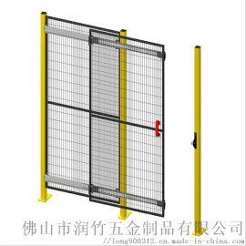 厂家仓库临时围栏物流园隔离栅可移动工厂厂区隔离网