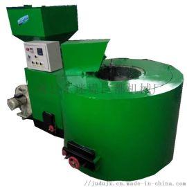 工业冶炼设备 废铝坩埚熔化炉生物质颗粒熔铝炉