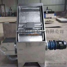 斜筛式粪便干湿/固液分离器生产厂家