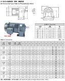 上海齿轮减速机【迈传减速机】2.2KW齿轮减速机