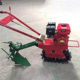 手扶单轮履带式犁田机, 独轮链轨式开沟培土机