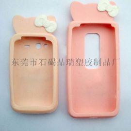 硅胶手机套 定制硅胶手机外壳 卡通手机保护壳