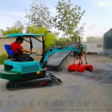 滾筒輸送機 小型挖掘機 六九重工 出售抓木器抓鋼