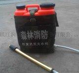 潤林揹負式滅火水槍 桶型滅火水槍 往複式滅火水槍